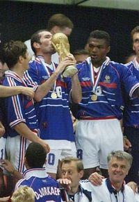 Zidane Coupe monde